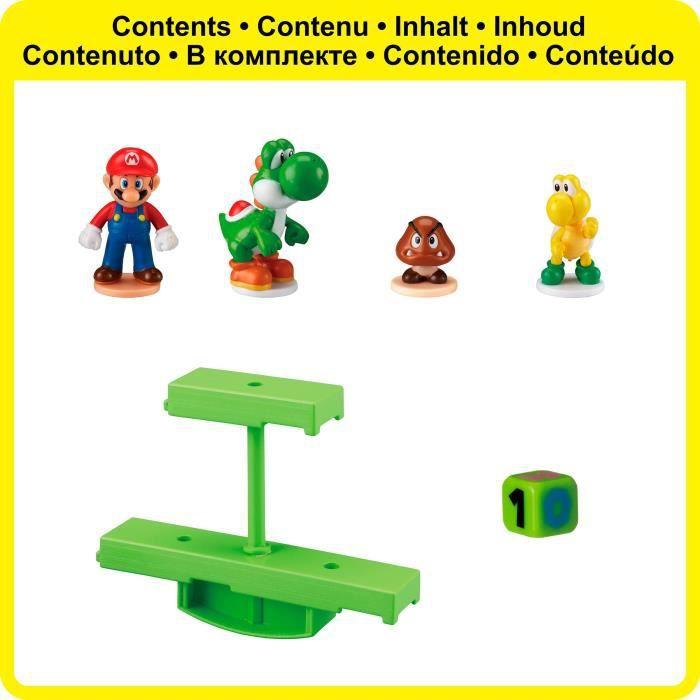 EPOCH - 7358 - Super Mario Balancing Game Mario/Yoshi