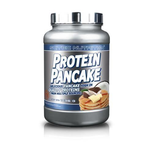Protein Pancake 1.036Kg SCITEC (Chocolat Blanc-Coco)