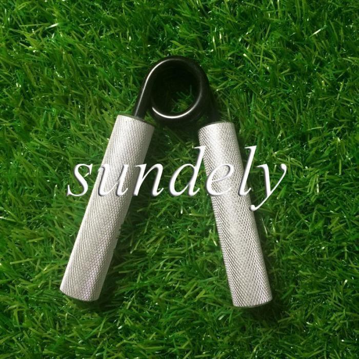Sundely Poignée en aluminium Poignées lourdes Poignées de préhension Strongener 150 LBS 354974
