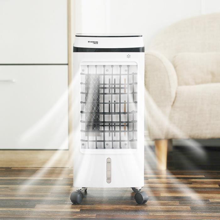 TEMPSA 75W Climatisation humidificateur de ventilateur climatiseur refroidisseur d'air avec télécommande