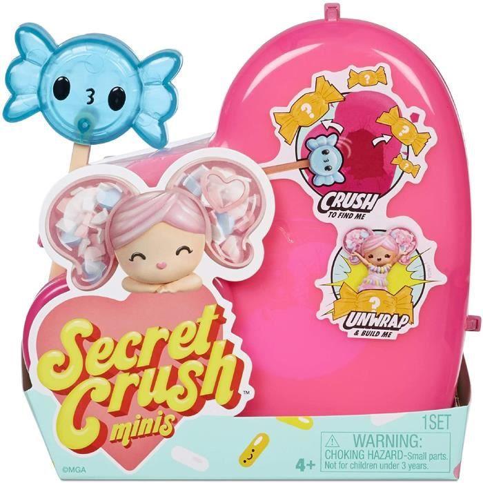 Zapf Creation 117582EUC L.O.L. Surprise! Secret Crush Mini Série 2