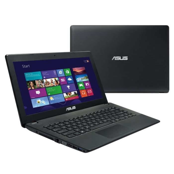 ordinateur portable asus x451mav vx327h quad core 4go ram. Black Bedroom Furniture Sets. Home Design Ideas