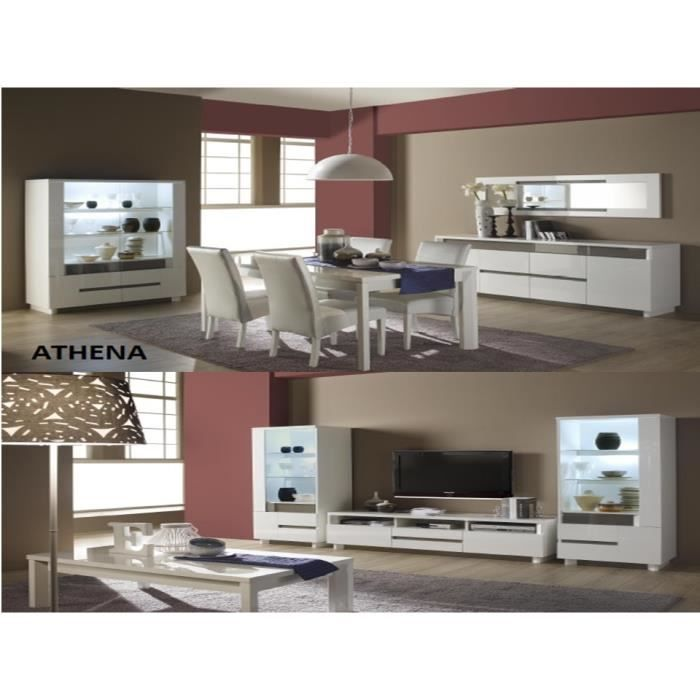 sejour athena complet achat vente living meuble tv sejour athena complet cdiscount. Black Bedroom Furniture Sets. Home Design Ideas