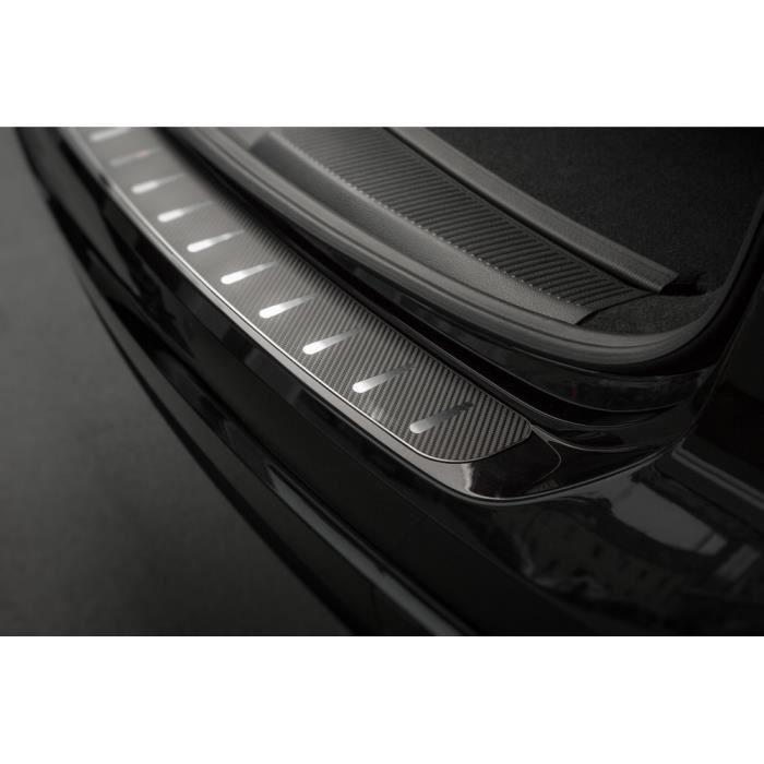 NMQQ Lot de 4 protections de seuil de porte de voiture pour Mazda 6 2014 2015 2017 2020