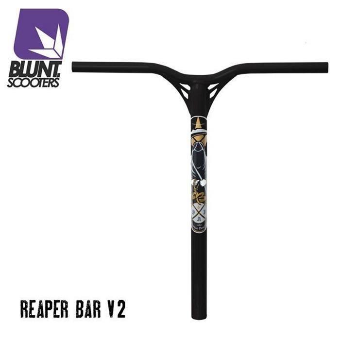 Blunt Envy Reaper V2 Scooter Poignée Barres-bleu 600 mm