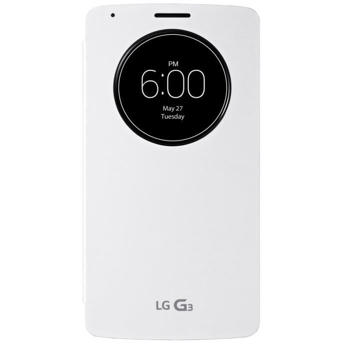 lg g3 coque induction blanche achat batterie t l phone. Black Bedroom Furniture Sets. Home Design Ideas