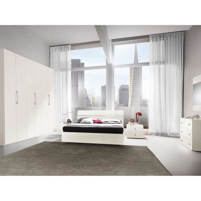 Chambre Adulte Compl Te Ginger Blanche C30150b C Achat