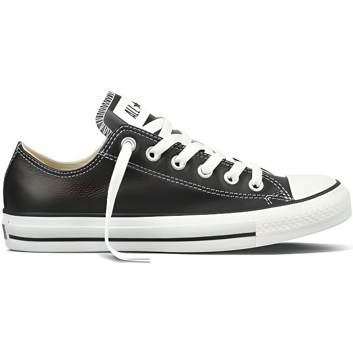 Converse Noir Basse All Star