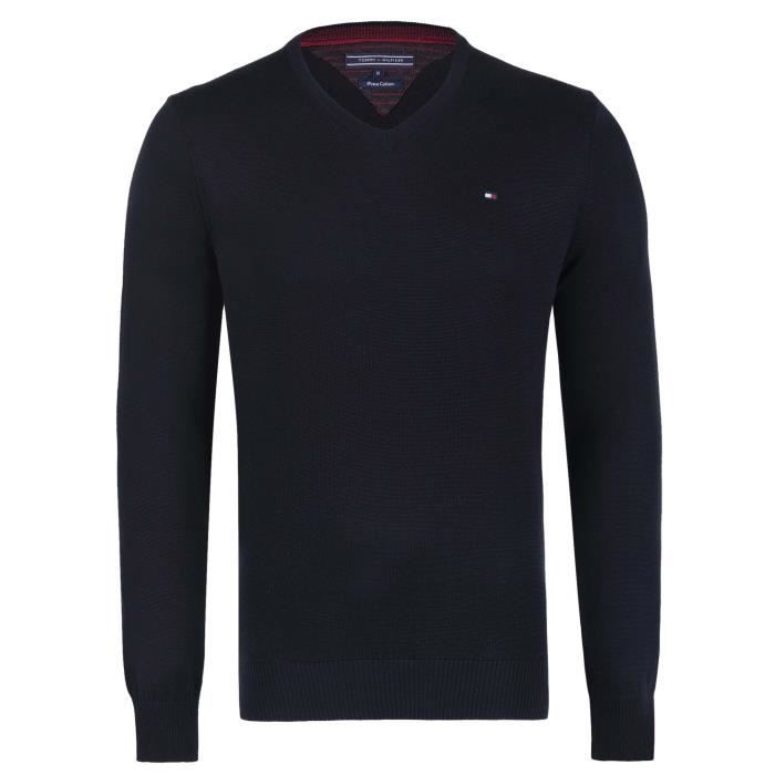Pull Tommy hilfiger homme Achat Vente Pull Tommy