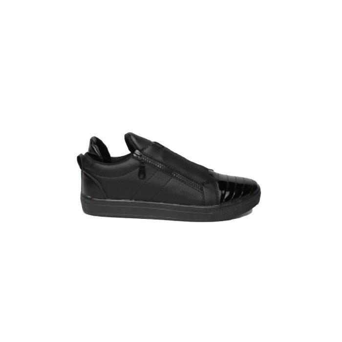 Galax Chaussures Homme Sneakers vernis Sportswear Détente, Sport, Ville. Baskets Mode