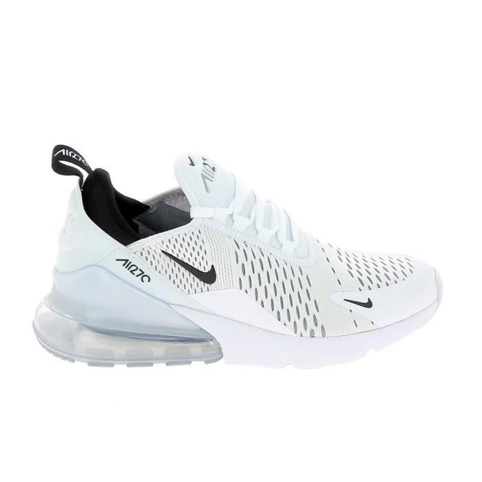 BASKET NIKE Air Max 270 Jr Blanc 943345-100