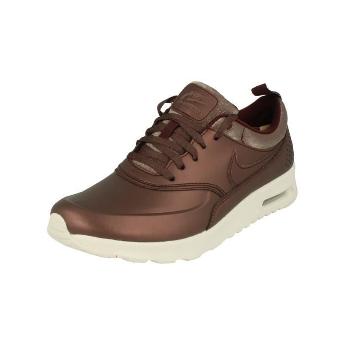 picked up best authentic new arrivals Nike Femme Air Max Thea PRM Running Trainers 616723 Sneakers ...