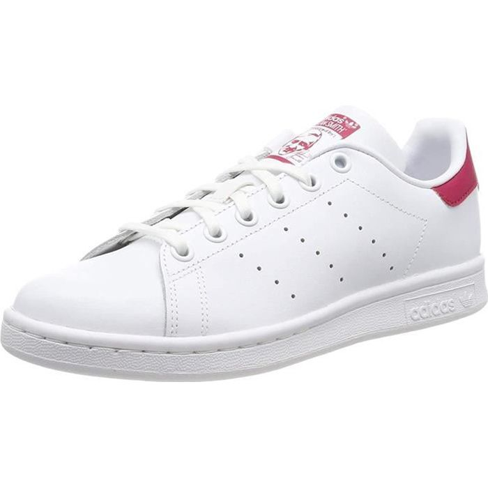 adidas fille stan smith rose