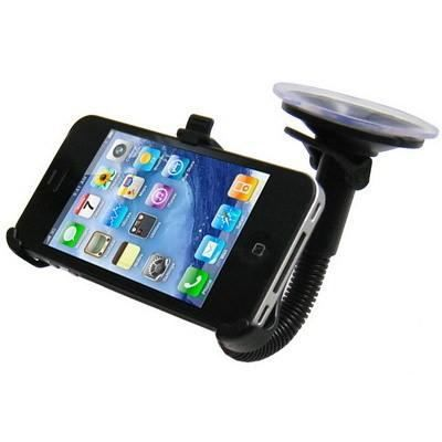telephonie accessoires portable gsm support voiture iphone  s f yon