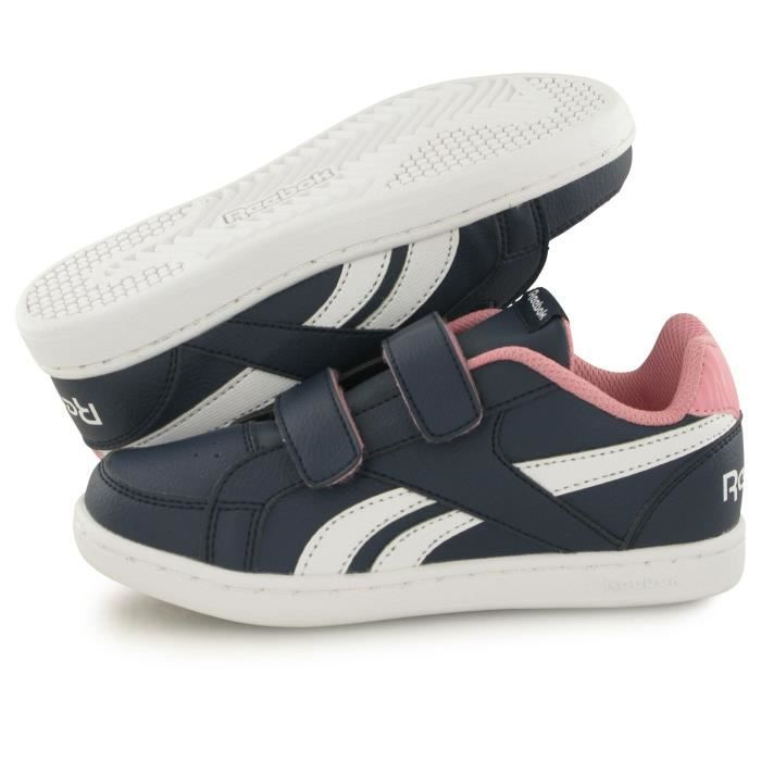 Reebok Royal Prime V bleu, baskets mode enfant