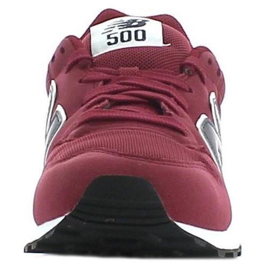new balance 500 bordeaux