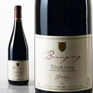 VIN ROUGE Vin - Touraine Gamay Rouge