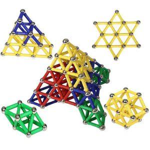 BOÎTE À FORME - GIGOGNE Bâtons magnétiques de jouet éducatif de constructi