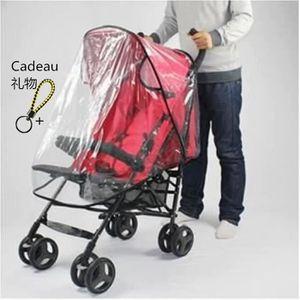 HABILLAGE PLUIE  Couverture pour bébé Carriage poussette universel