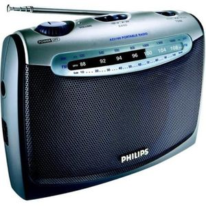 TUNER HI-FI Philips AE2160 Radio portable