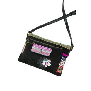 BESACE - SAC REPORTER Sac Toulouse Military Deluxe DESIGUAL noir