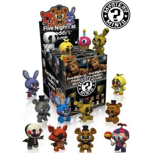 FIGURINE - PERSONNAGE Funko - Mystery Minis Blind Box: Five Nights At Fr
