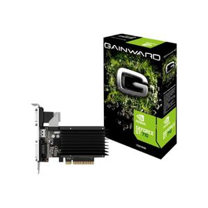CARTE GRAPHIQUE INTERNE Gainward GeForce GT 710 SilentFX - Carte graphique
