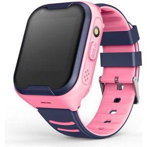 MONTRE CONNECTÉE Montre Connectée Enfants GPS 4G Appel Smartwatch,