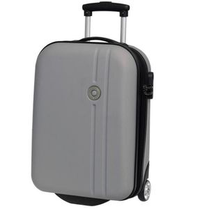 VALISE - BAGAGE Valise Trolley MOVOM 50cm - Silver