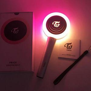 KPOP Light EXO ALBUM b/âton lumineux Ver 2.0 lumi/ères concert concert Hiphop lumi/ère fan cadeau LED jouet de No/ël fan ventilateur b/âton sans Bluetooth