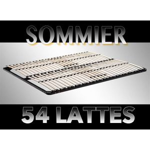 sommier a lattes pliant achat vente sommier a lattes pliant pas cher cdiscount. Black Bedroom Furniture Sets. Home Design Ideas