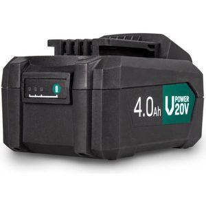 BATTERIE DOMOTIQUE Batterie VPower   20V Li-Ion   4.0Ah