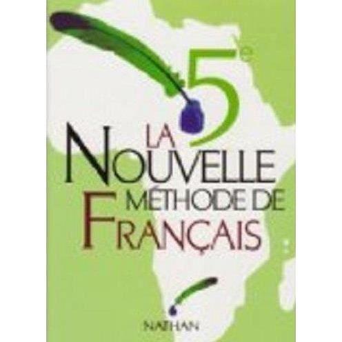 La Nouvelle Methode De Francais 5eme