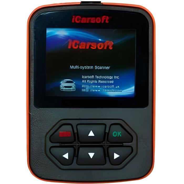 ICARSOFT I970 VALISE ODB2 Outil Diagnostic Auto Peugeot Citroën