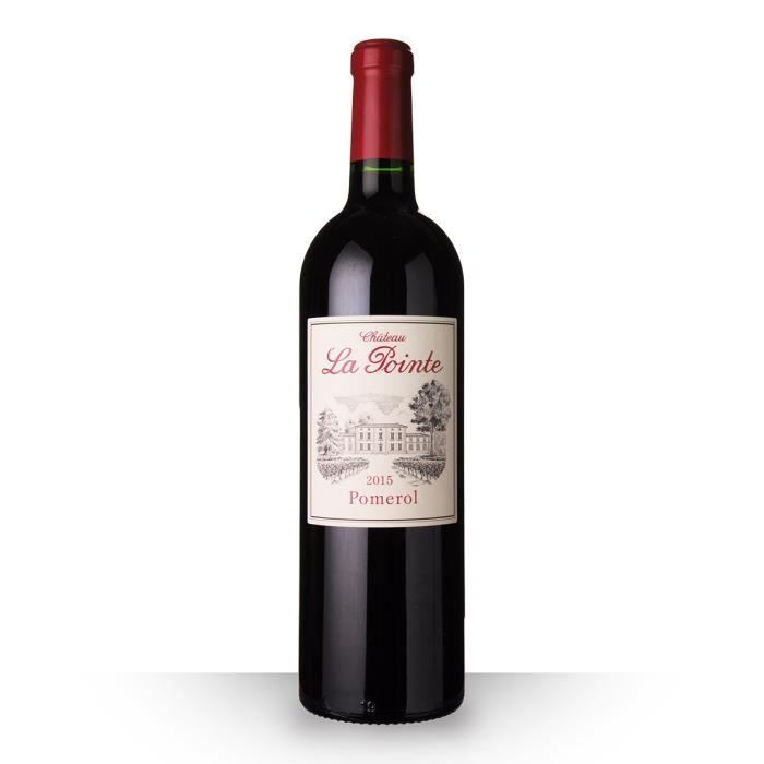 Château la Pointe 2015 AOC Pomerol - 75cl - Vin Rouge