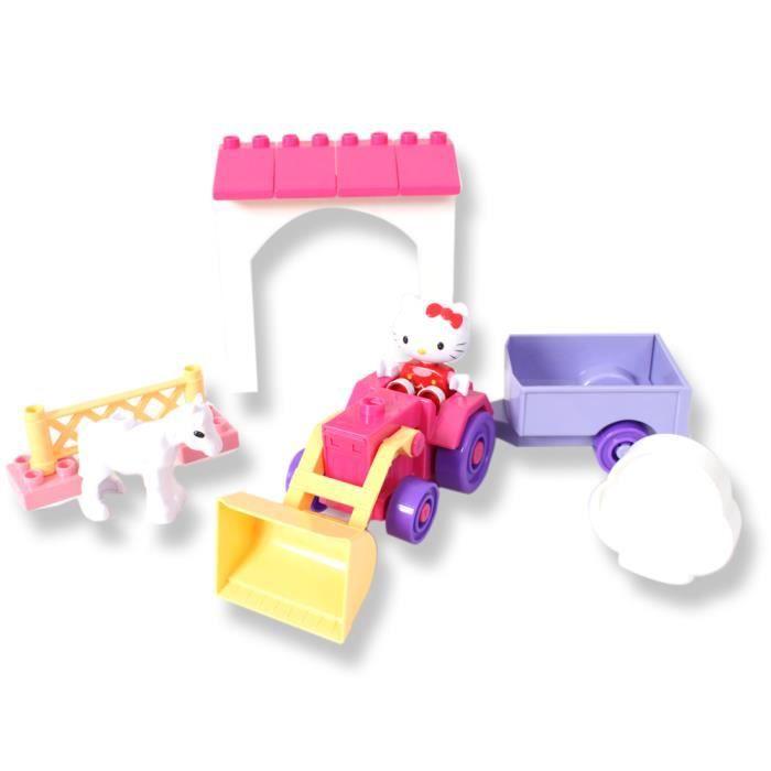 Jeux de construction Hello Kitty