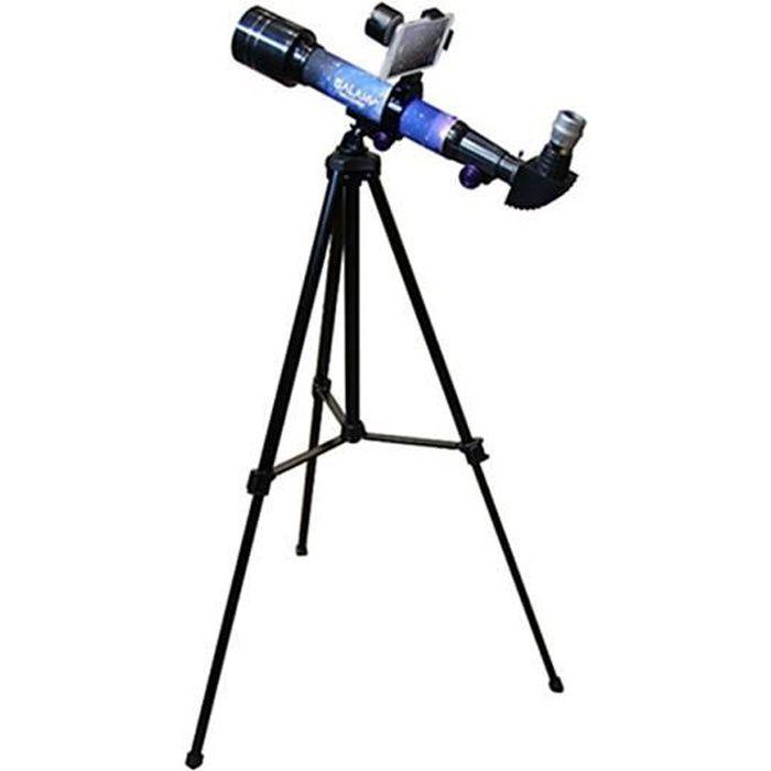 TELESCOPE GALAXY TRACKER MICROPLANET