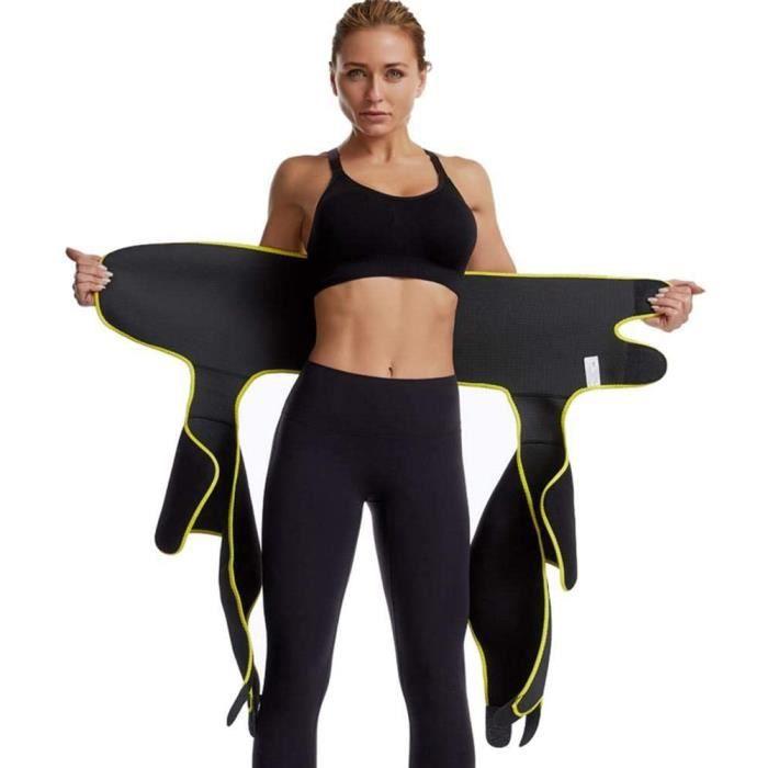 CEINTURE DE FORCE Compression des graisses le compressiomtre pour le fessier et le bas du ventre aide brler lexcs de graisse d591