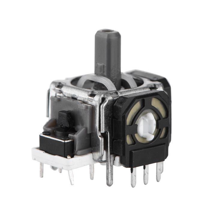 Capteur de module de joystick analogique, 5 unités Module de capteur de joystick analogique, remplacement de joystick de