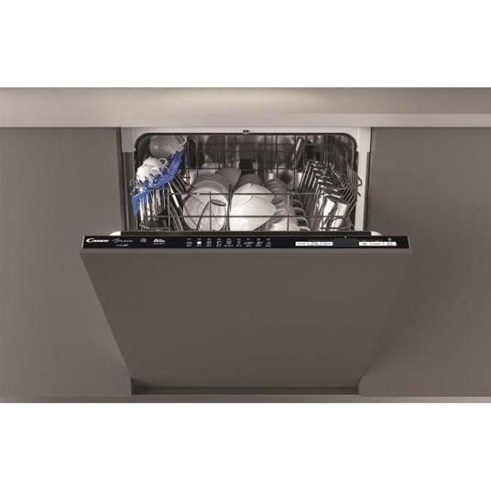 Lave vaisselle tout integrable 60 cm CDIN 2D350PB 13 couverts Wifi