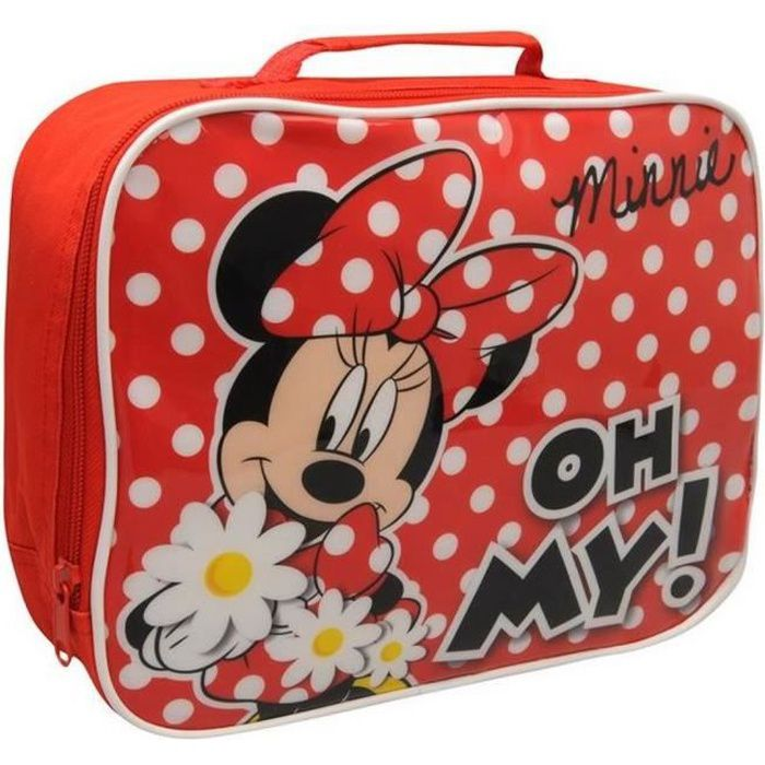 Lunch Box Isotherme Enfant Disney Minnie