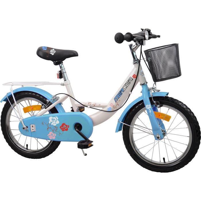 MERCIER Vélo de ville 16- CITY MONOVITESSE