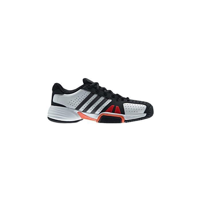 Chaussures ADIDAS Garçon Barricade Team 2 xJ Noir / Orange 2012