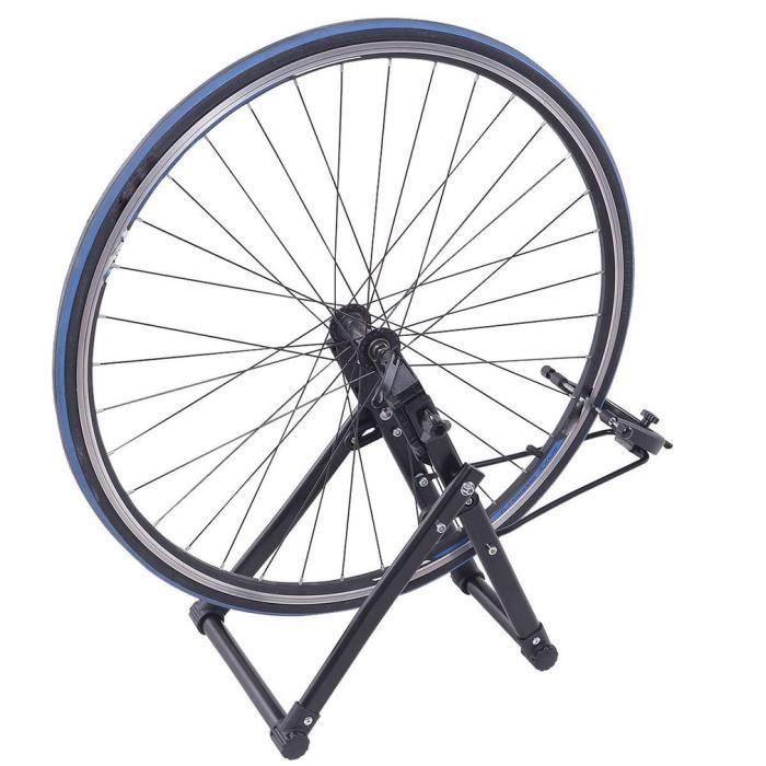 Mecanicien a Domicile Roue de Bicyclette Suivi Supporter Entretien des Roues Maison Suivi Support de Support de Stand