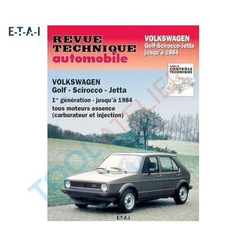 revue technique automobile pour volkswagen golf achat. Black Bedroom Furniture Sets. Home Design Ideas