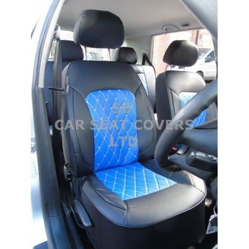 Ford ECOSPORT II 13-Siège Auto Housses Gris Ensemble Complet Housse De Siège Auto Housses de protection