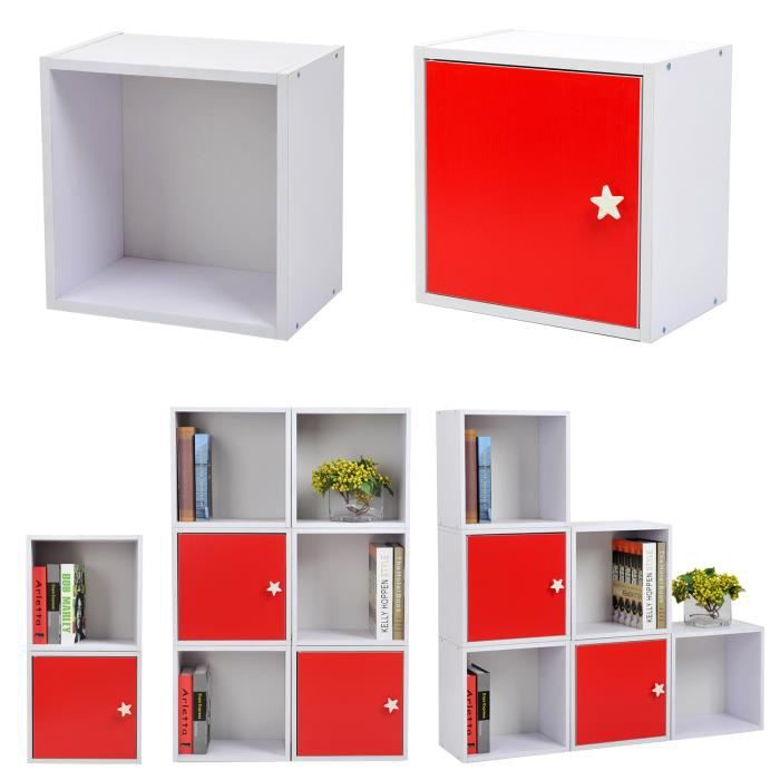 cube de rangement tag res armoire de rangement bi achat. Black Bedroom Furniture Sets. Home Design Ideas