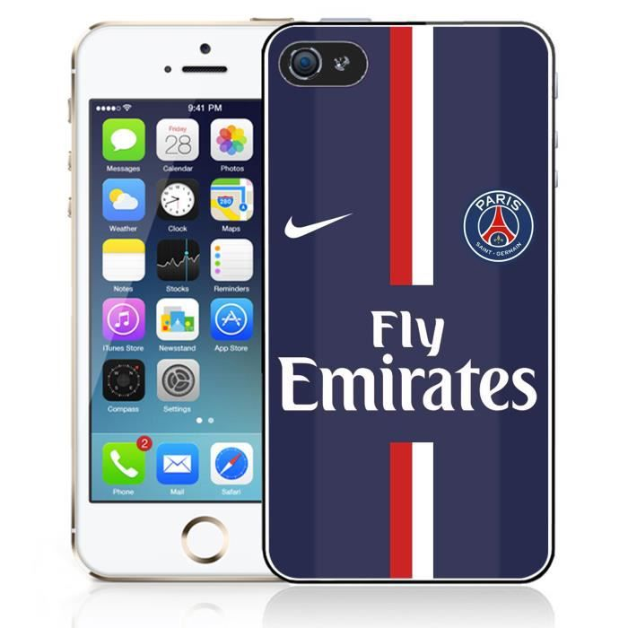 coque iphone 5c psg fly emirate