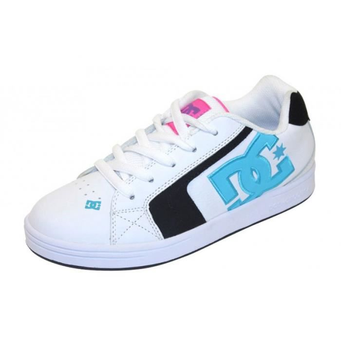 NET J - Chaussures Fille Dc Shoes