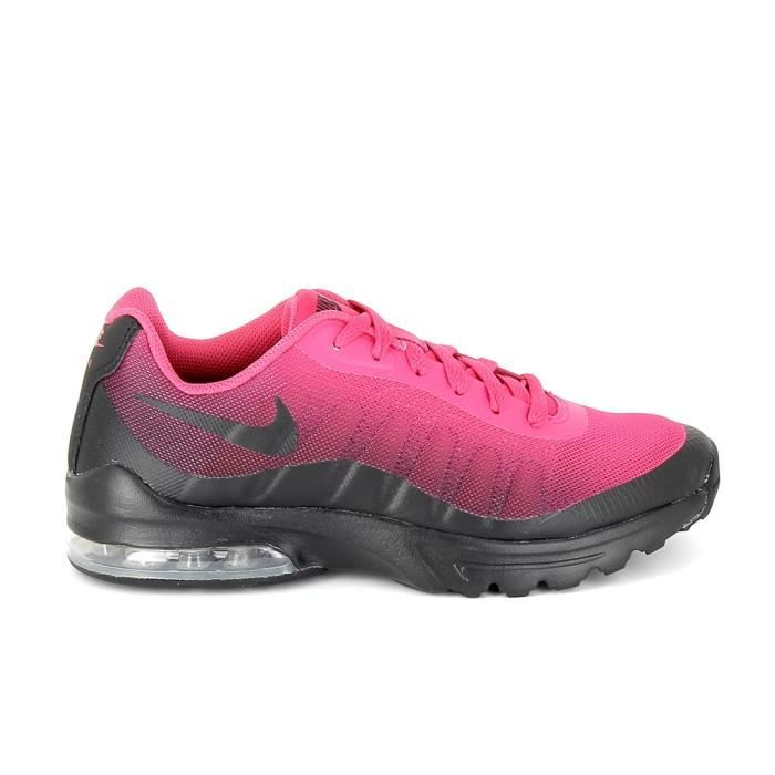 best sneakers befd6 0aef6 BASKET NIKE Air Invigor Print Jr Noir Rose AH5261-600